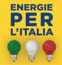 """DOMANI, SABATO 20 GENNAIO, CONFERENZA STAMPA DEL MOVIMENTO """"ENERGIE PER L'ITALIA"""""""